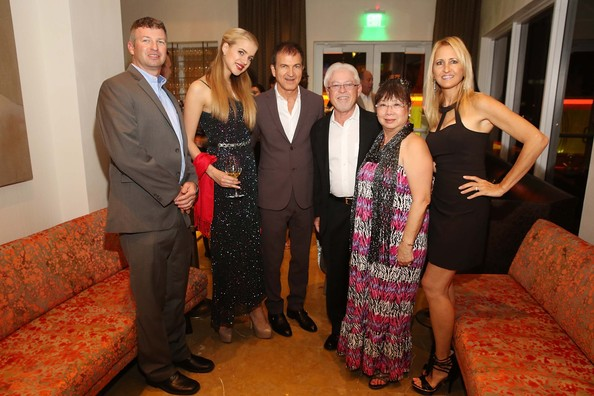 Film Producer Edward Walsons Royal Blues Hotel And Chanson Restaurant Debut