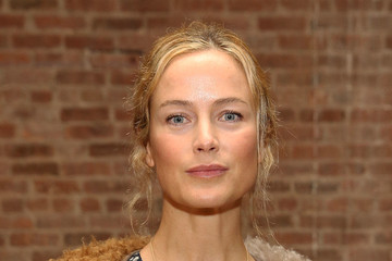 Carolyn Murphy Ulla Johnson - Front Row - February 2017 - New York Fashion Week