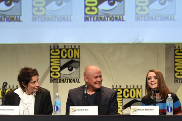 Carolyn Strauss Comic-Con International 2015 - 'Game of Thrones' Panel