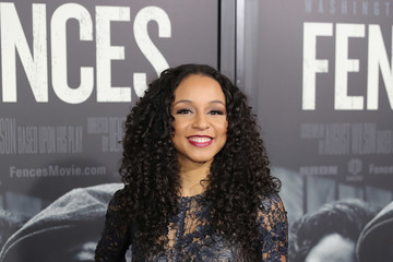 Carra Patterson 'Fences' New York Special Screening