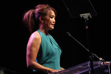 Carrie Ann Inaba The Humane Society Of The United States' To The Rescue! Los Angeles Gala - Inside