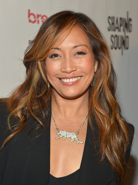 Carrie Ann Inaba Carrie Ann Inaba attends Shaping Sound Dance Company