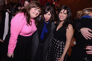 Carrie Brownstein Abbi Jacobson 'Broad City' Season 2 Premiere Party
