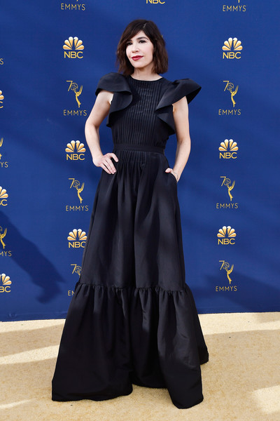 Stars At The 70th Annual Emmy Awards