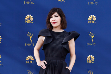 Carrie Brownstein Stars At The 70th Annual Emmy Awards