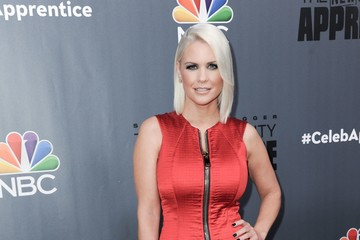Carrie Keagan Q&A for NBC's 'The New Celebrity Apprentice' - Arrivals