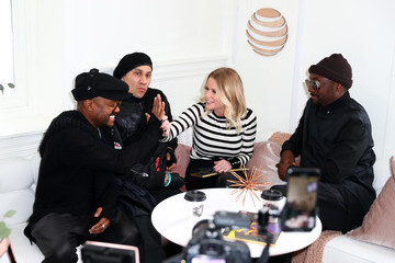 Carrie Keagan DIRECTV Lodge Presented by AT&T - Day 1