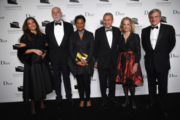 Carrie Mae Weems Guggenheim International Gala Dinner Made Possible By Dior
