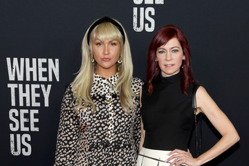 Carrie Preston World Premiere Of Netflix's 'When They See Us'