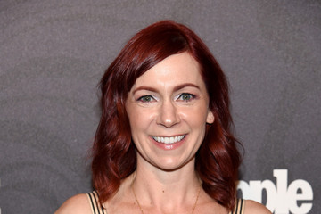 Carrie Preston Entertainment Weekly & People New York Upfronts Party 2018 - Arrivals