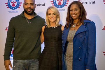 Carrie Underwood Carrie Underwood Announces Partnership With Carnival Cruise Line