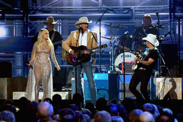 Carrie Underwood The 51st Annual CMA Awards - Show