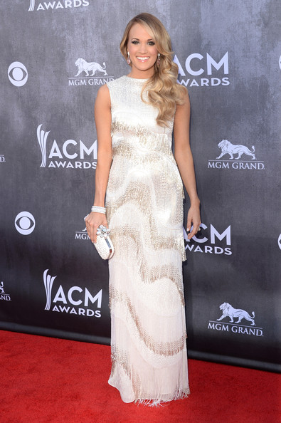 Arrivals at the Academy of Country Music Awards — Part 2 [flooring,fashion model,carpet,shoulder,gown,dress,fashion,red carpet,joint,cocktail dress,arrivals,carrie underwood,award,carpet,fashion,celebrity,flooring,fashion model,red carpet,academy of country music awards,carrie underwood,49th academy of country music awards,academy of country music awards,red carpet,dress,carpet,academy of country music,celebrity,award,fashion]