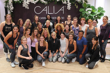 Carrie Underwood Carrie Underwood Hosts an Event for Her Athletic Apparel Line CALIA at New York Fashion Week