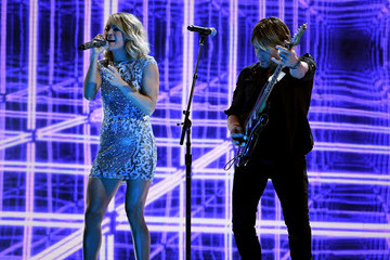 Carrie Underwood The 59th GRAMMY Awards - Show