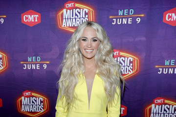 Carrie Underwood 2021 CMT Music Awards - Red Carpet