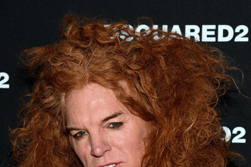 Carrot Top Dsquared2 Grand Opening Party In Las Vegas