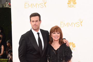 Carson Daly Arrivals at the 66th Annual Primetime Emmy Awards — Part 2