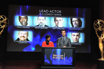 Carson Daly 66th Primetime Emmy Awards Nominations