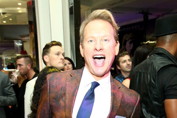Carson Kressley Macy's Presents Fashion's Front Row - After Party