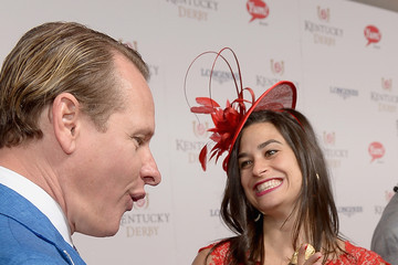 Carson Kressley Moet & Chandon Toasts The 140th Kentucky Derby