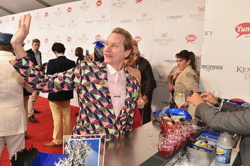 Carson Kressley The GREY GOOSE Lounge at the 142nd Running of the Kentucky Derby
