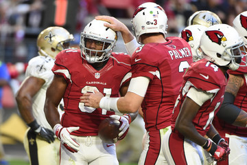 Carson Palmer New Orleans Saints v Arizona Cardinals