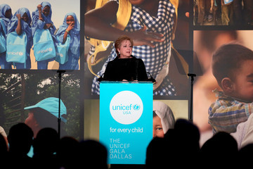 Caryl Stern 3rd Annual UNICEF Dallas Gala 2020 – Inside