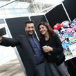 Cas Anvar Backstage Creations Celebrity Retreat At New York Comic Con - Day 2