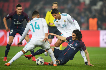 Casemiro Paris Saint-Germain Vs. Real Madrid - UEFA Champions League Round Of 16: Second Leg