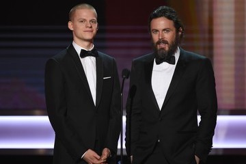 Casey Affleck Lucas Hedges 23rd Annual Screen Actors Guild Awards - Show