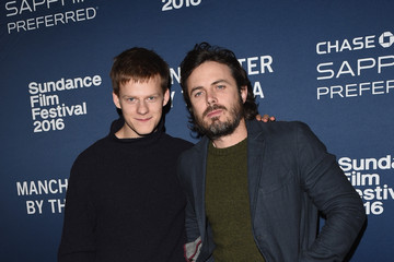 Casey Affleck Lucas Hedges Official Premiere Party For 'Manchester By The Sea' - Park City 2016