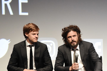 Casey Affleck 54th New York Film Festival - 'Manchester by the Sea' World Premiere - Intro and Q&A