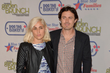 Casey Affleck 2014 Annual Garden Brunch