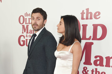 Casey Affleck 'The Old Man & The Gun' New York Premiere