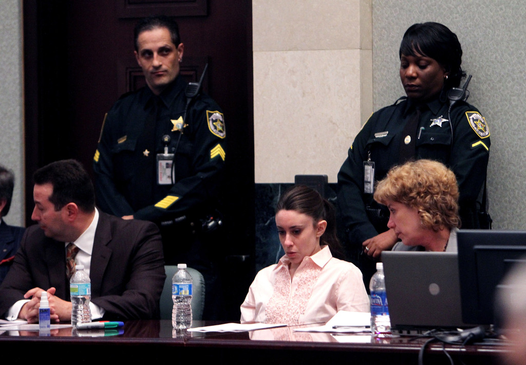 the casey anthony case essay Free essay: in july of 2008, one of the biggest crime cases devastated the united  states nation-wide the death of caylee anthony, a two year.