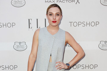 Casey Burgess The ELLE Style Awards - Arrivals