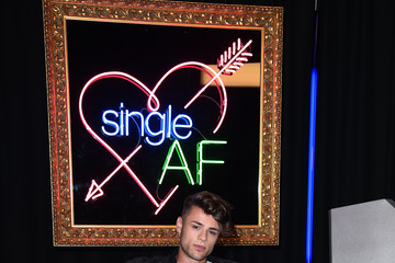 Casey Johnson MTV's New Dating Show 'Single AF' - Photocall