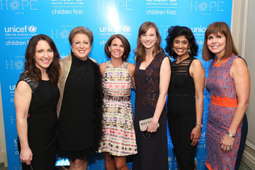 Casey Marsh UNICEF's Hope Gala In Chicago