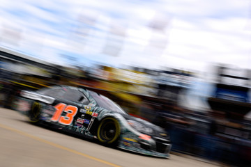 Casey Mears Texas Motor Speedway - Day 3