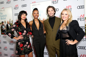 Casey Thomas Brown Los Angeles Premiere Of 'The Kominsky Method' At AFI Fest At TCL Chinese Theater