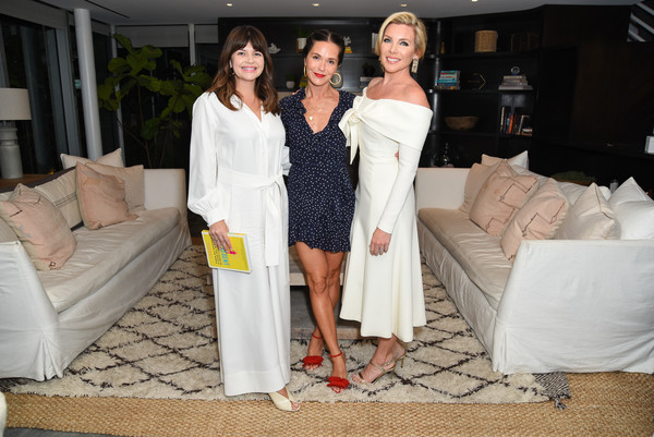 June Diane Raphael Celebrates New Book 'Represent The Woman's Guide To Running For Office And Changing The World'