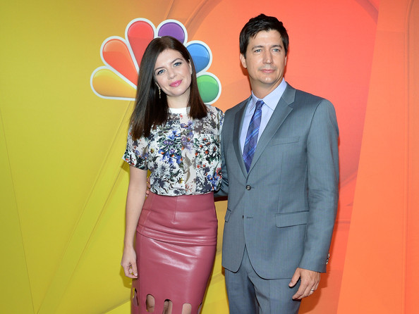 Casey Wilson and ken marino