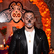 Casper Smart PATRÓN Tequila Toasts Mexican Culture And Tradition At Día De Muertos Celebration