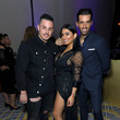 "Casper Smart People En Espanol's ""Los 50 Más Bellos"" Celebration - Inside"