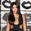 Kim Kardashian Loves a Good Cutout