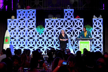 Caster Semenya The Women's Sports Foundation's 39th Annual Salute To Women In Sports Awards Gala  - Inside