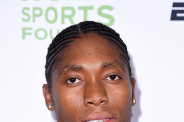 Caster Semenya The Women's Sports Foundation's 39th Annual Salute To Women In Sports Awards Gala  - Arrivals