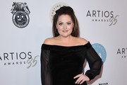 Lauren Ash attends the Casting Society Of America's Artios Awards at The Beverly Hilton Hotel on January 30, 2020 in Beverly Hills, California.