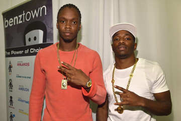 "Casyo ""Krept"" Johnson BET AWARDS '14 - Radio Broadcast Center - Day 2"